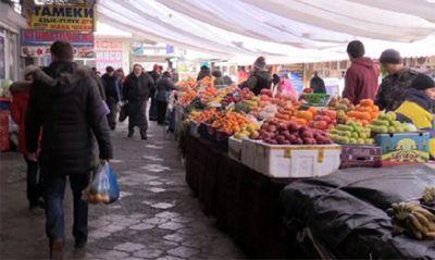 Сколько жители кыргызстана готовы потратить на новогодний стол