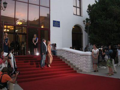 Смотрите кино: севастопольский международный кинофестиваль открыт