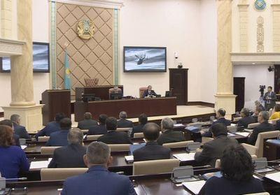 Сохранение биологического разнообразия казахстана обсудили в сенате