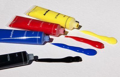 Советы по использованию акриловых красок