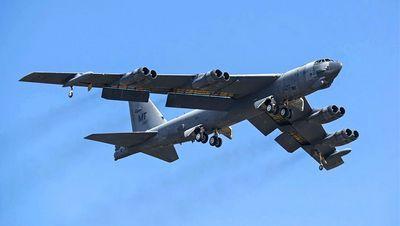 Сша разместили бомбардировщики b-52 в континентальной европе