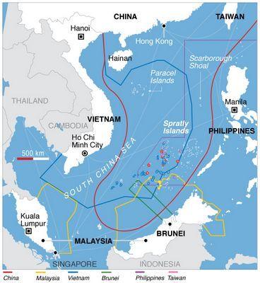 Сша снимают эмбарго на поставки вооружений во вьетнам