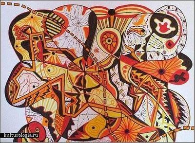 Стили живописи:абстрактное искусство