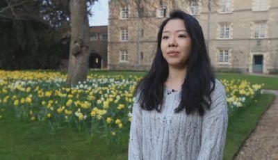 Студентка кэмбриджа пишет научный труд о казахстане