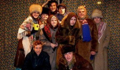 Студенты-актеры едут в челябинск