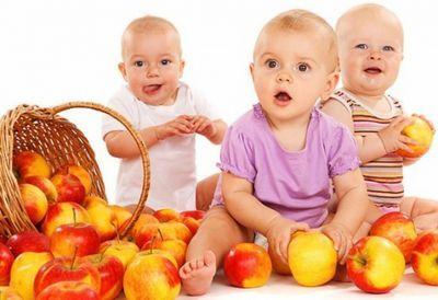 Суетливые младенцы больше подвержены ожирению – ученые