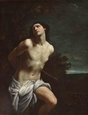 Святой себастьян - гвидо рени