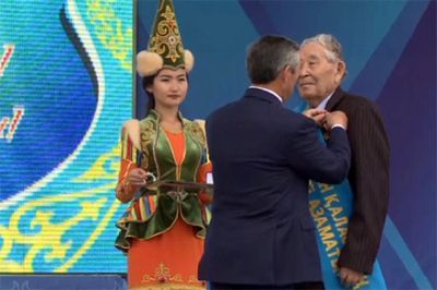 Талдыкорганцы отмечают день города