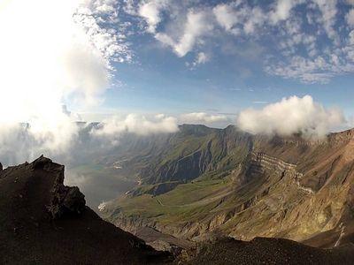 Тамбора — вулкан изменивший историю