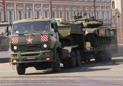 Танковые роты появятся во всех десантно-штурмовых соединениях вдв