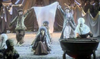 Театр «астана опера» приглашает на постановку «кыз жибек»