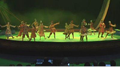 Театрально-цирковое шоу «алпамыс» покажут в астане
