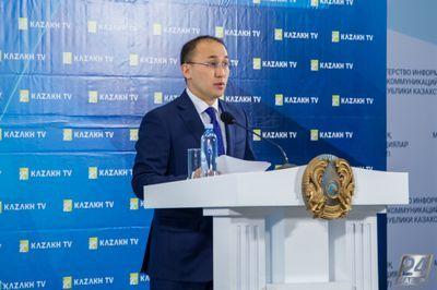 Телеканал «kazakh tv» вышел в эфир в новом формате