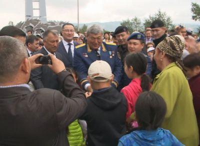 Тохтар аубакиров отметил 70-летний юбилей в каркаралинске