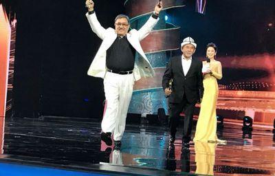 Толеубек аралбай был названлучшим актером на кинофестивале в китае