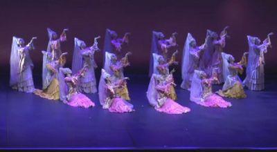 Труппа театра «астана балет» выступила в париже