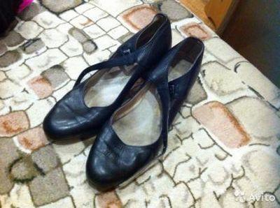 Туфли из глины - и на танцы