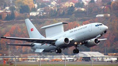 Турция покупает дополнительные самолеты радиолокации компании boeing