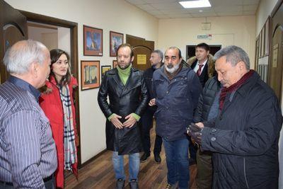 Турецкие кинематографисты предложили «казахфильму» поработать над совместными проектами