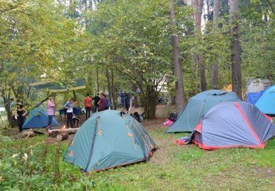 Туристический фестиваль собрал на берегу урала любителей активного отдыха