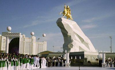 Туркмения: очереди за едой в «эру величия и счастья» - «экономика»