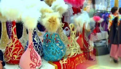 Уникальные изделия лучших мастеров казахстана представили в астане