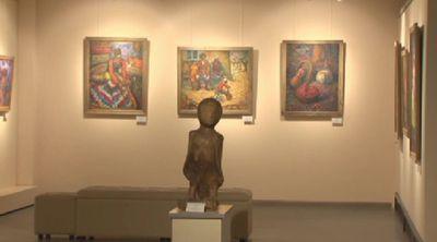 Узбекистанский музей искусств планирует организовать в казахстане передвижную выставку