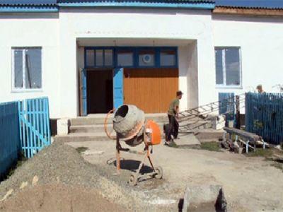 В акмолинской области отремонтируют 33 объекта социальной сферы