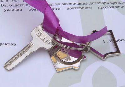 В алматы 52 семьи получили ключи от квартир, построенных по госпрограмме