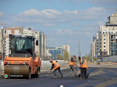 В астане будет частично ограничено движение по улице орынбор