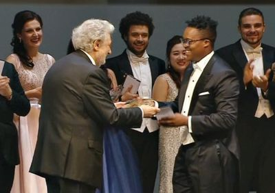В астане определились лауреаты конкурса «опералия пласидо доминго»