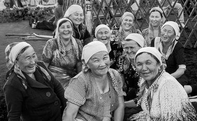 В астане откроется уникальная фотовыставка, представленная ранее в париже казахстанским фотографом оспан али