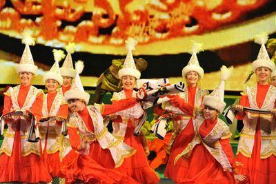 В астане открылся международный фестиваль искусств «шашу»