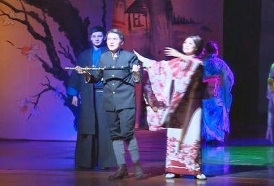 В астане проходит v международный театральный фестиваль «сахнадан с?лем»