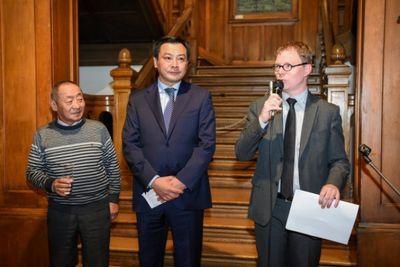 В бухаресте состоялся второй фестиваль казахского кино