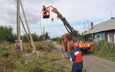 В челябинской области энергетики отрабатывали навыки ремонтных работ - «челябинская область»