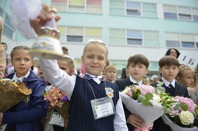 В екатеринбурге родителями уже были записаны свыше 7 тысяч детей в 1-е классы
