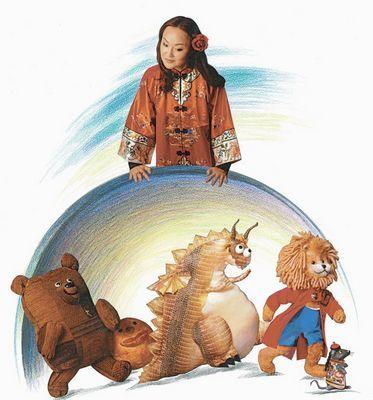 В гостях у русско-китайской сказки