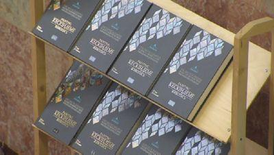 В государственном музее искусств им.а.кастеева презентовали каталог «живопись казахстана»