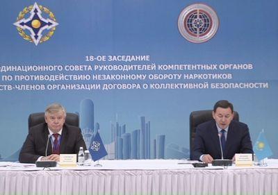 В казахстане из незаконного оборота изымается 30 тонн наркотиков в год