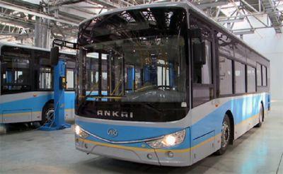 В костанае начали собирать пассажирские автобусы