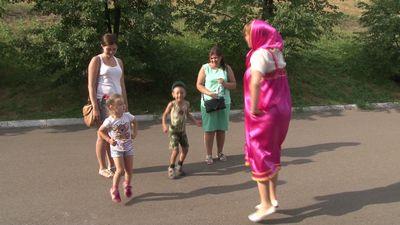 В красноярске открылся фестиваль жить в россии, жить по-русски!