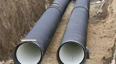 В магнитогорске завершился первый этап реконструкции водовода на левом берегу - «новости челябинска»