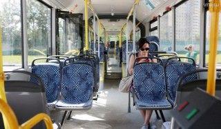 В московских автобусах появились библиотеки
