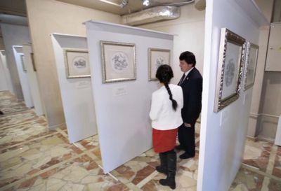 В москве открылась выставка «казахские народные обычаи»