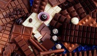 В москве открывается салон шоколада