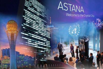 В оон астану назвали креативным и комфортным городом (фото)