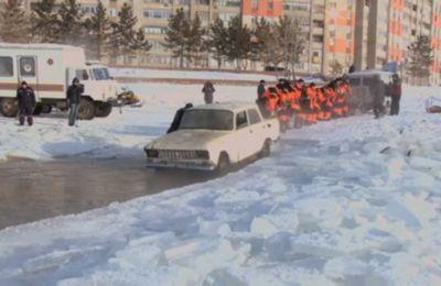 В павлодаре спасатели готовятся к суровой зиме