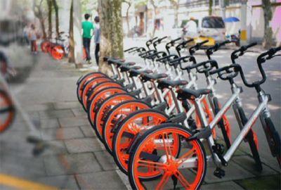 В пекине появилось мобильное приложение проката велосипедов