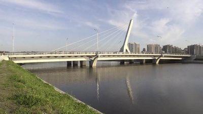 В петербурге появился мост имени ахмата кадырова